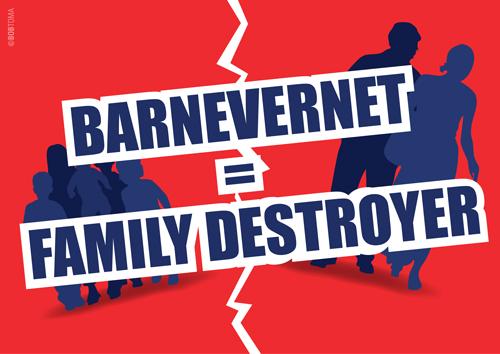 Výsledek obrázku pro Barnevernet