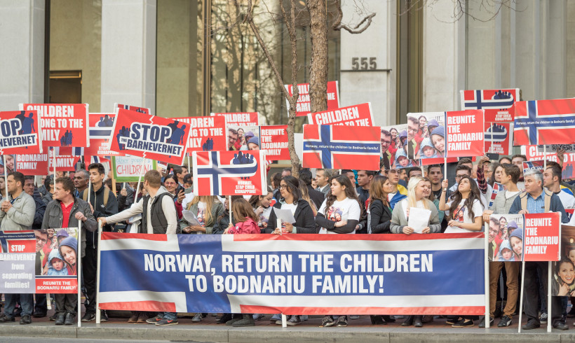 Dreading the dreadful – Norwegians fear Barnevernet
